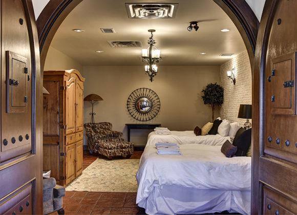 The Zaragoza Room