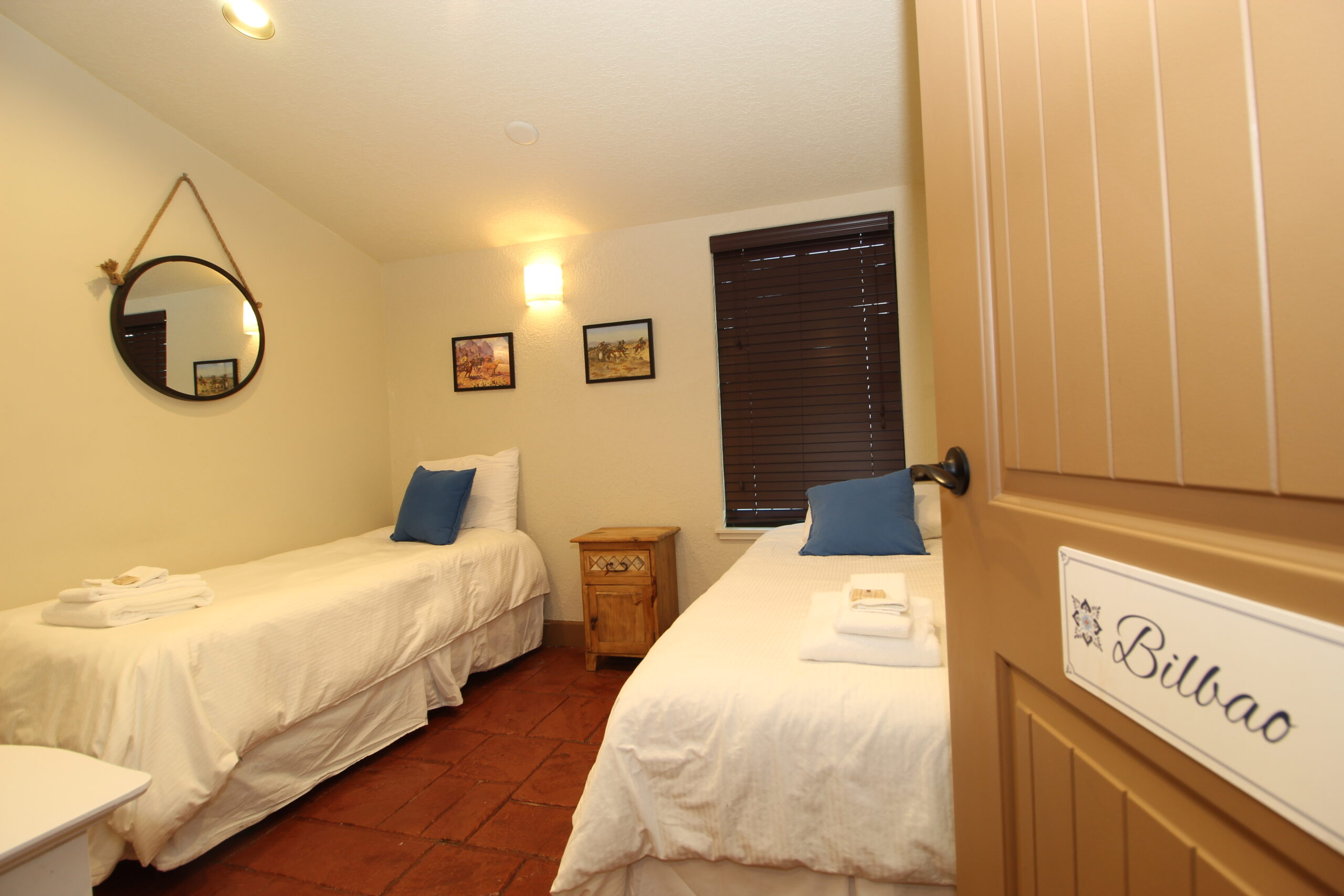 The Bilbao Room